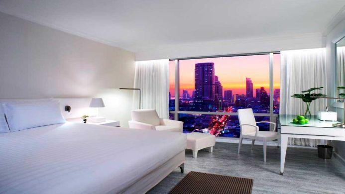 View of Pullman Bangkok Hotel G - Muslim Friendly Travel in Bangkok