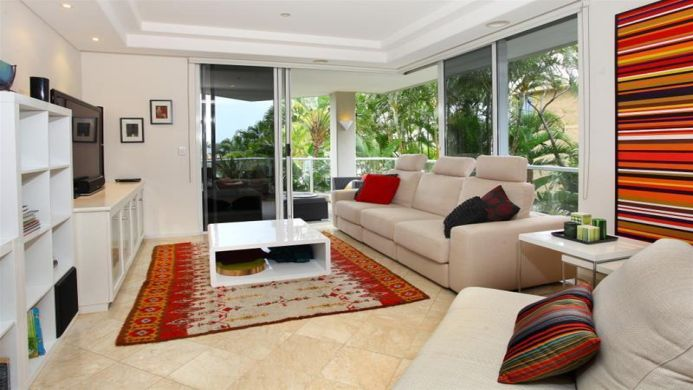 View of Budds Beach Apartments Surfers Paradise - Muslim Friendly Travel in Gold Coast