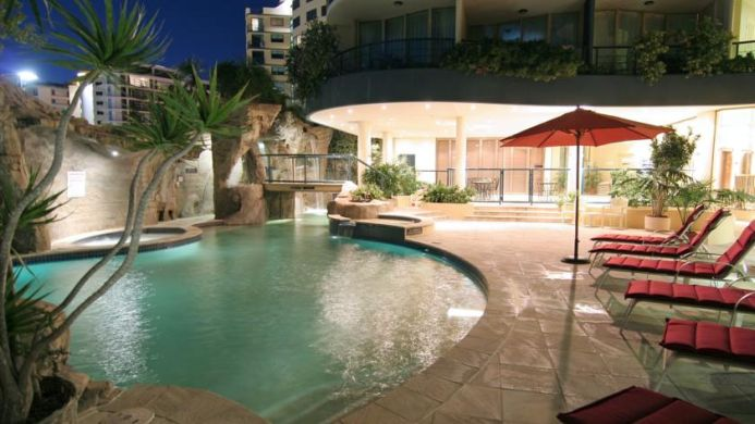 View of Landmark Resort Mooloolaba - Muslim Friendly Travel in Sunshine Coast