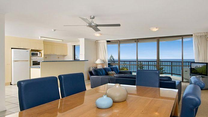 View of Osprey Oceanview Apartments Mooloolaba - Muslim Friendly Travel in Sunshine Coast