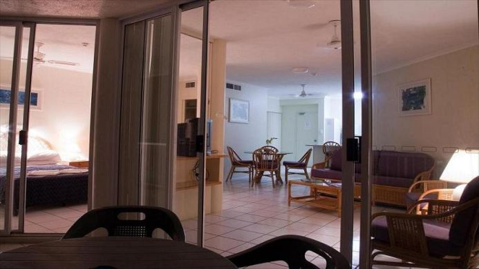 View of Golden Sands Beachfront Resort Cairns - Muslim Friendly Travel in Cairns