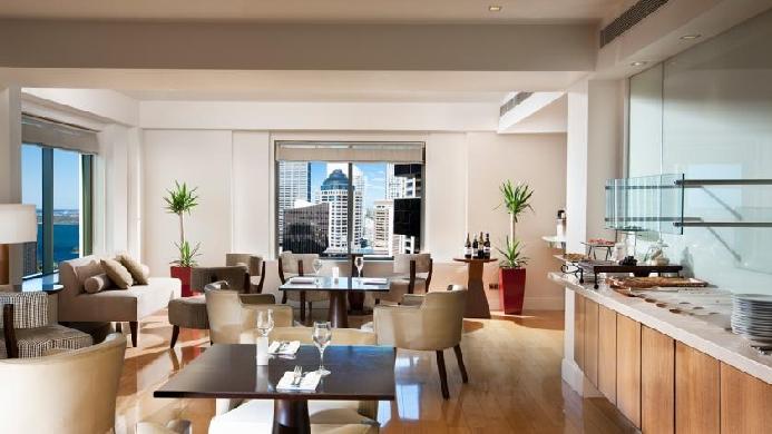 View of Amora Hotel Jamison Sydney - Muslim Friendly Travel in Sydney