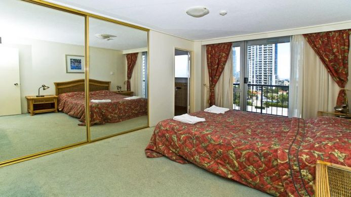 View of Centrepoint Resort Apartments Gold Coast - Muslim Friendly Travel in Gold Coast