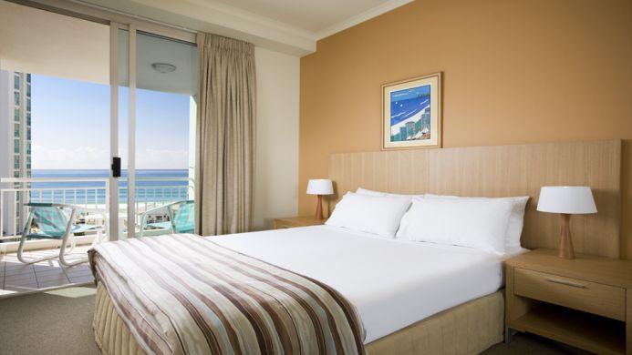 View of Maldives Resort Gold Coast - Muslim Friendly Travel in Gold Coast