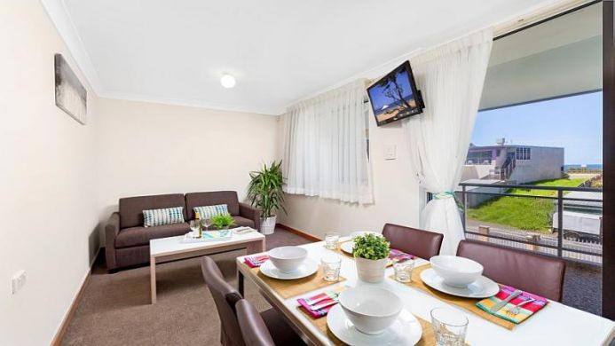 View of Copacabana Apartments Gold Coast - Muslim Friendly Travel in Gold Coast
