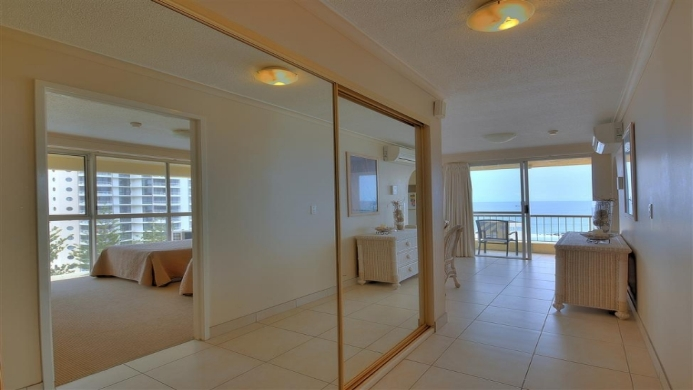 View of Surfers International Apartments Gold Coast - Muslim Friendly Travel in Gold Coast