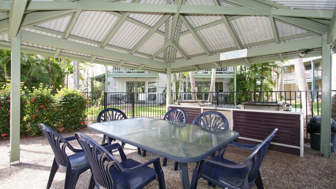View of Coral Beach Resort Noosaville - Muslim Friendly Travel in Sunshine Coast