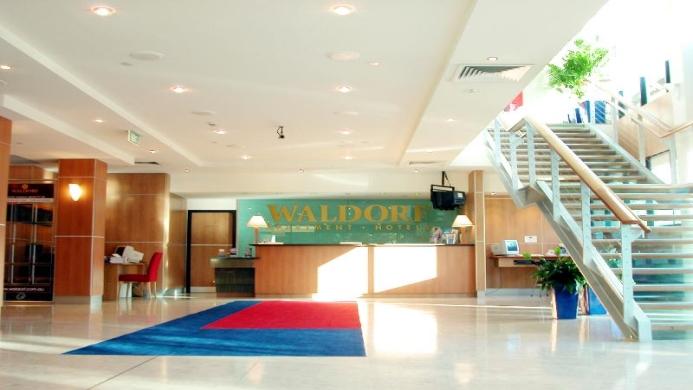 View of Waldorf Parramatta Apartments - Muslim Friendly Travel in Sydney