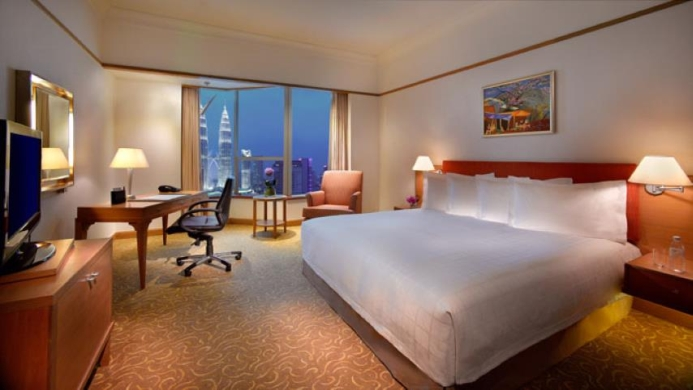 View of Prince Hotel & Residence Kuala Lumpur - Muslim Friendly Travel in Kuala Lumpur