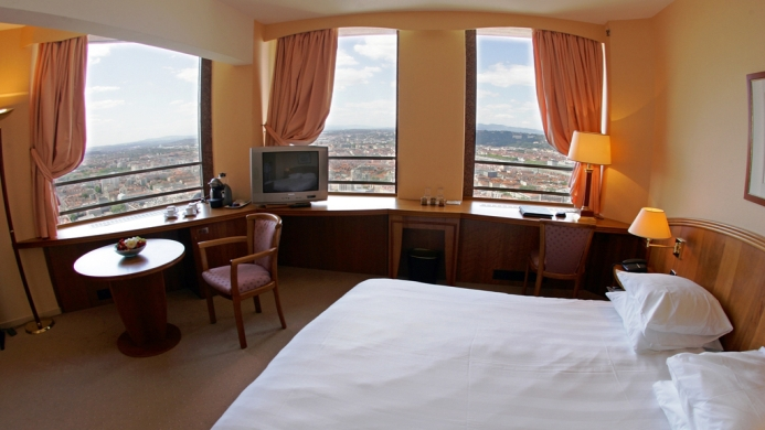 View of Radisson Blu Hotel Lyon - Muslim Friendly Travel in Lyon
