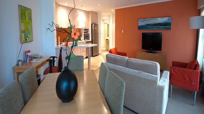 View of The York Suites & Residence Sydney By Swiss-Belhotel - Muslim Friendly Travel in Sydney
