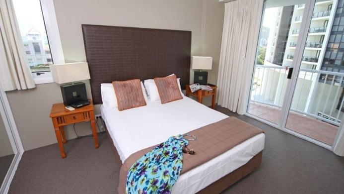 View of Bel Air On Broadbreach - Muslim Friendly Travel in Gold Coast