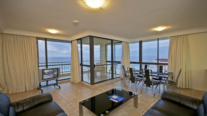 View of Capricorn One Holiday Apartments Gold Coast - Muslim Friendly Travel in Gold Coast