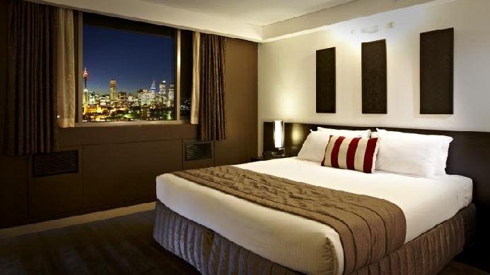 View of Mantra Legends Hotel Gold Coast - Muslim Friendly Travel in Gold Coast