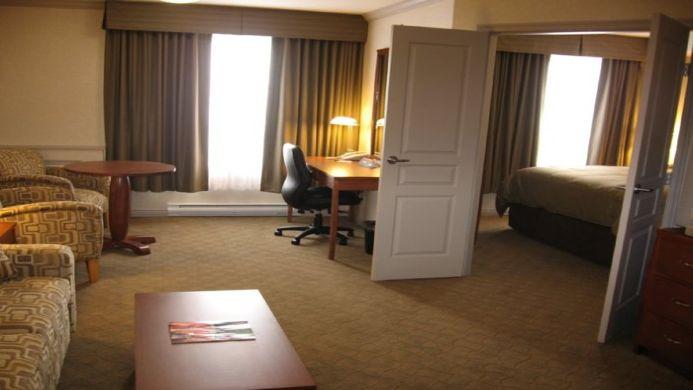 View of Quality Inn Hotel Winnipeg - Muslim Friendly Travel in Winnipeg, MB