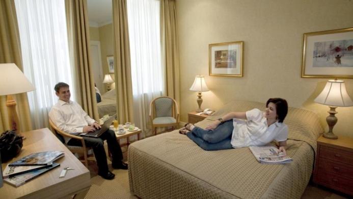 View of Miss Maud Swedish Hotel Perth - Muslim Friendly Travel in Perth