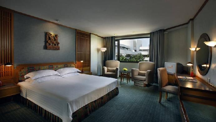 View of Amari Boulevard Hotel - Muslim Friendly Travel in Bangkok
