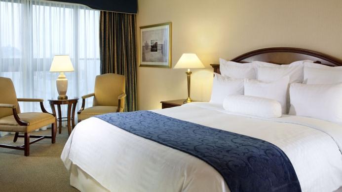 View of Ottawa Marriott Hotel - Muslim Friendly Travel in Ottawa