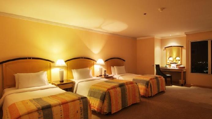 View of Baiyoke Suite Hotel Bangkok - Muslim Friendly Travel in Bangkok