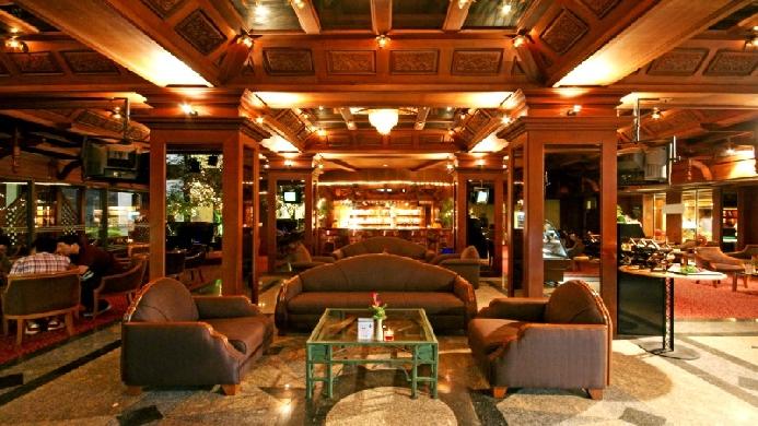 View of Century Park Hotel Bangkok - Muslim Friendly Travel in Bangkok
