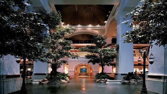 View of Grand Hyatt Erawan Hotel Bangkok - Muslim Friendly Travel in Bangkok