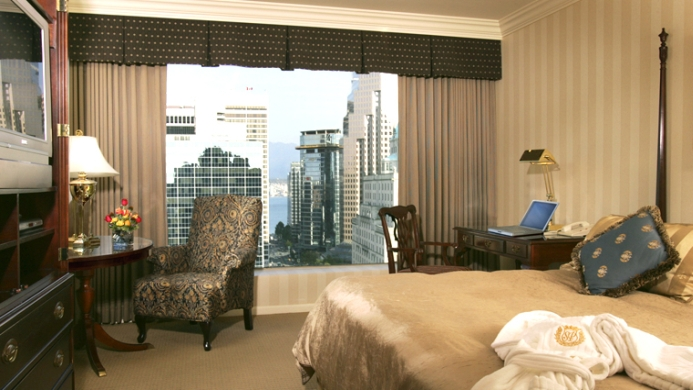 View of The Sutton Place Hotel Vancouver - Muslim Friendly Travel in Vancouver