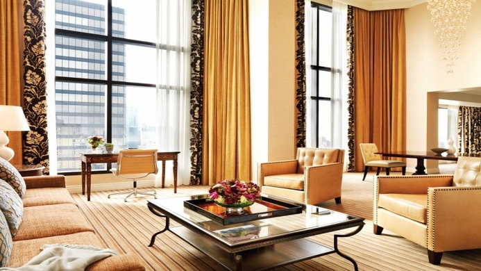 View of Four Seasons Hotel Vancouver - Muslim Friendly Travel in Vancouver