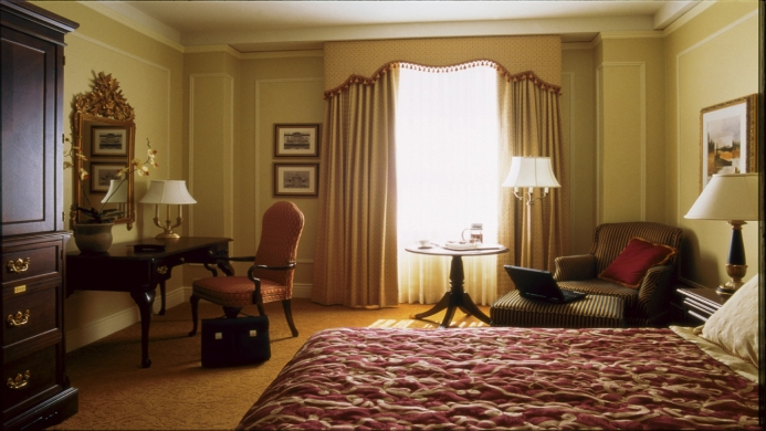 View of The Fairmont Hotel Vancouver - Muslim Friendly Travel in Vancouver