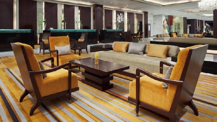 View of Holiday Inn Bangkok Silom - Muslim Friendly Travel in Bangkok