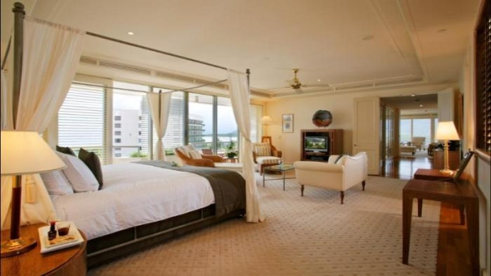 View of IL Centro Apartment Suites Cairns - Muslim Friendly Travel in Cairns