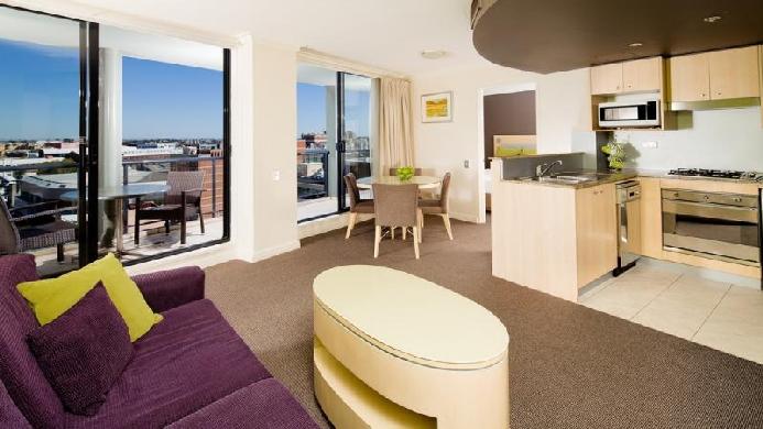 View of BreakFree On George Sydney Apartments - Muslim Friendly Travel in Sydney