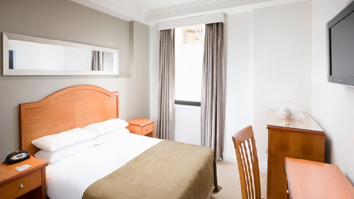 View of Great Southern Hotel Sydney - Muslim Friendly Travel in Sydney