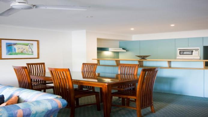 View of BreakFree Diamond Beach Resort Gold Coast - Muslim Friendly Travel in Gold Coast