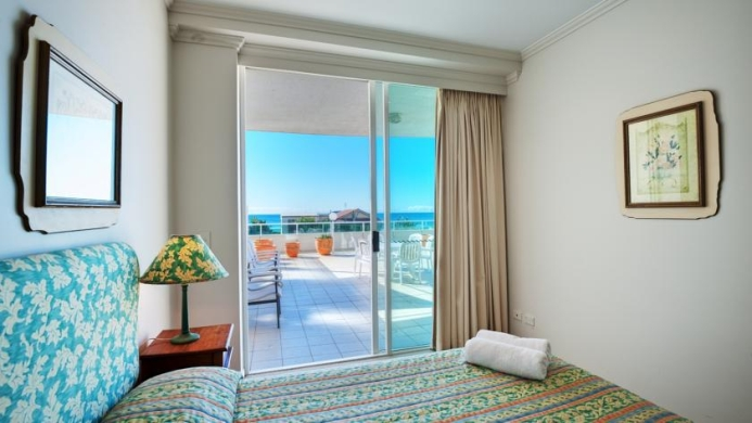 View of Pacific Views Resort Gold Coast - Muslim Friendly Travel in Gold Coast