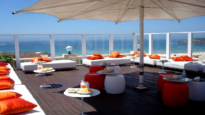 View of Swiss Grand Resort & Spa Bondi Beach - Muslim Friendly Travel in Sydney
