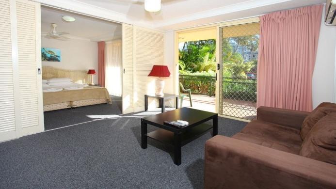 View of Paradise Island Resort Gold Coast - Muslim Friendly Travel in Gold Coast