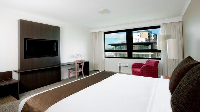 View of Mantra On Kent Sydney - Muslim Friendly Travel in Sydney
