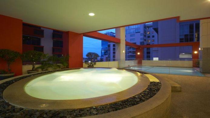 View of Bandara Suites Silom Bangkok - Muslim Friendly Travel in Bangkok