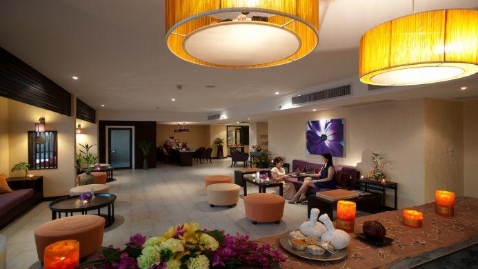 View of The Emerald Hotel Bangkok - Muslim Friendly Travel in Bangkok