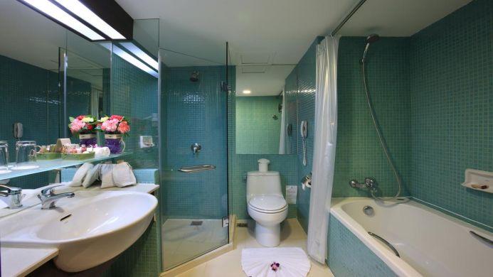View of Marvel Hotel Bangkok - Muslim Friendly Travel in Bangkok