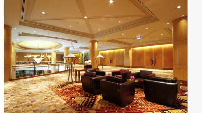 View of Miracle Grand Convention Hotel Bangkok - Muslim Friendly Travel in Bangkok