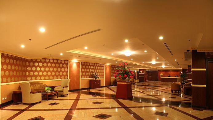 View of Prince Palace Hotel Bangkok - Muslim Friendly Travel in Bangkok