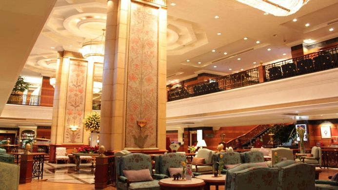View of Golden Tulip Sovereign Hotel Bangkok - Muslim Friendly Travel in Bangkok