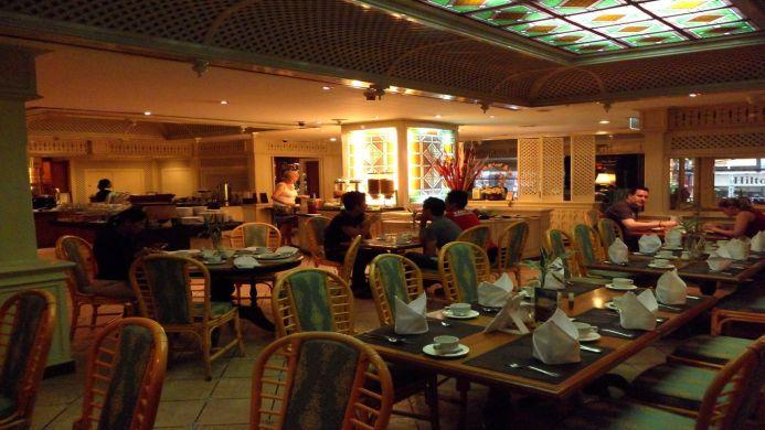 View of The Tawana Bangkok Hotel - Muslim Friendly Travel in Bangkok