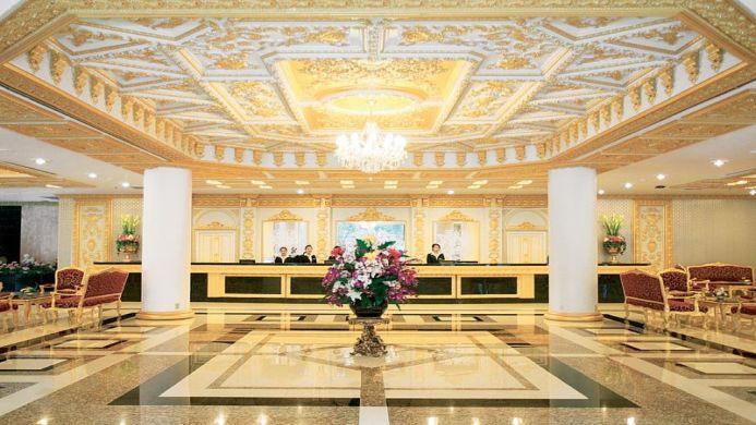 View of Royal Parkview Hotel Bangkok - Muslim Friendly Travel in Bangkok