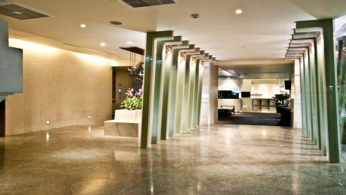 View of Furama Silom Bangkok Hotel - Muslim Friendly Travel in Bangkok