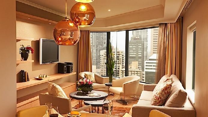View of Pullman Sydney Hyde Park Hotel - Muslim Friendly Travel in Sydney