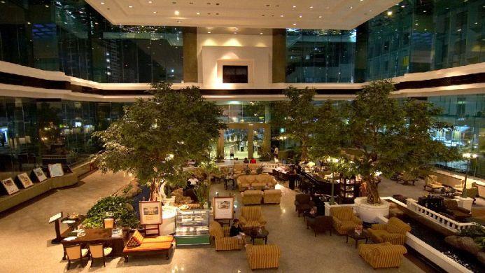 View of Windsor Suites Hotel Bangkok - Muslim Friendly Travel in Bangkok