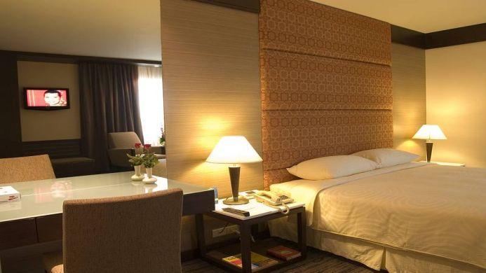 View of Zenith Sukhumvit Hotel, Bangkok - Muslim Friendly Travel in Bangkok