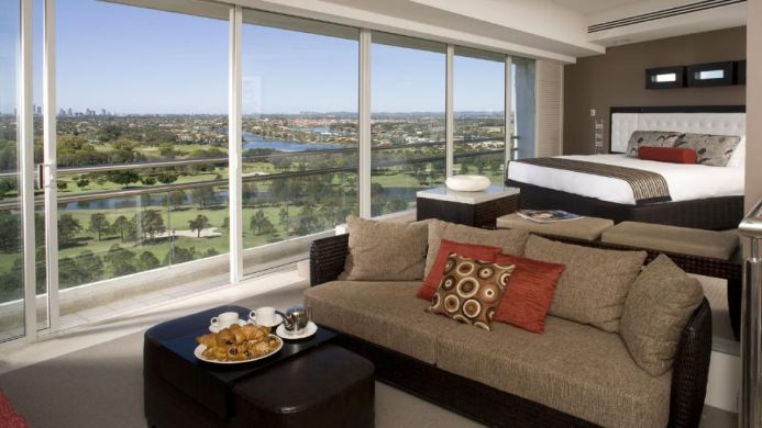 View of RACV Royal Pines Resort Gold Coast - Muslim Friendly Travel in Gold Coast